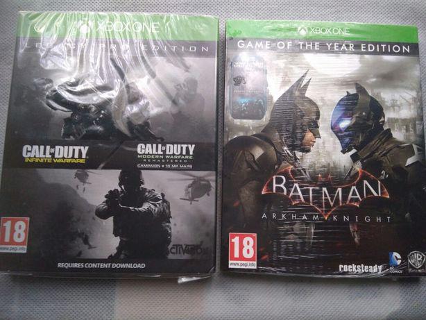 Jogos Xbox One novos, selados e com selo IGAC