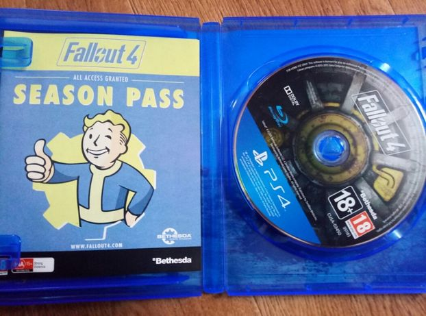 Fallout 4для PS4(рус)