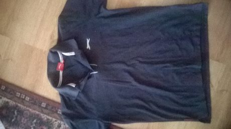 koszulka polo granatowa L slazenger puma