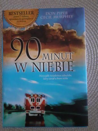 90 minut w niebie Don Piper, Cecil Murphey