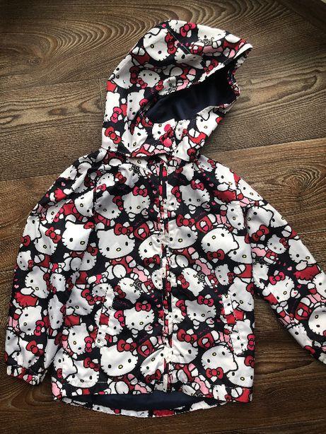 Куртка ветровка Hello Kitty 116, НМ