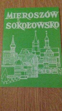 Mieroszów Sokołowsko Gmina Mieroszów przewodniki album mapa powiatu
