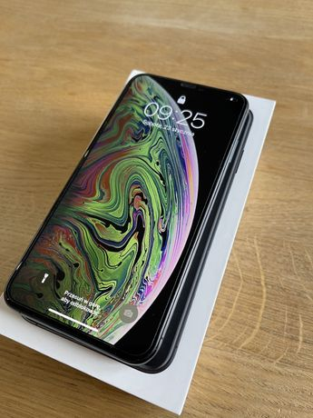 iPhone XS MAX 64GB Gwiezdna Szarość
