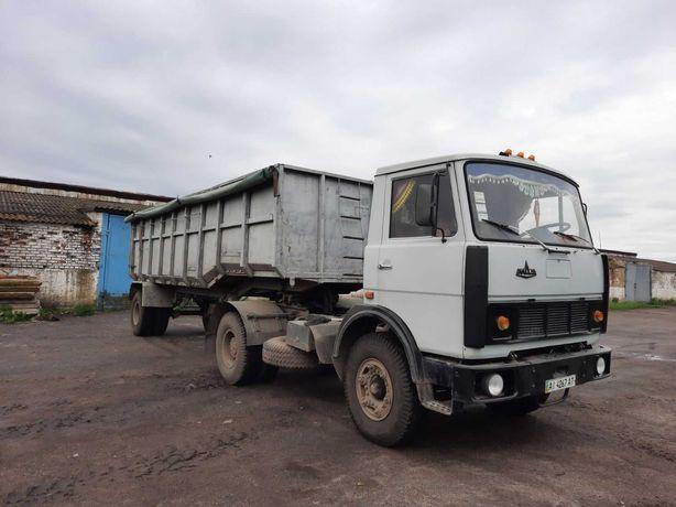 МАЗ-54331 + н/п ЛТ-191