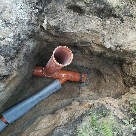 Сделаем канализацию, септик, дренаж