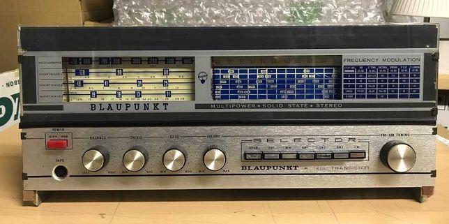 Rádio Blaupunkt All Transistor Antigo