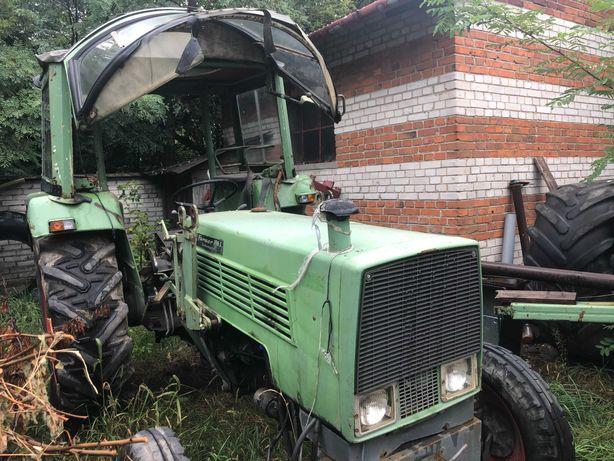 ciągnik Fendt Farmer 106S