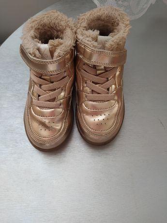 Buty zimowe H&M dziewczęce