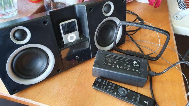 Logitech Audiostation Purefi Elite iPod 80W RMS stacja dokująca