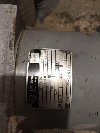 Двигатель постоянного тока EM Brno