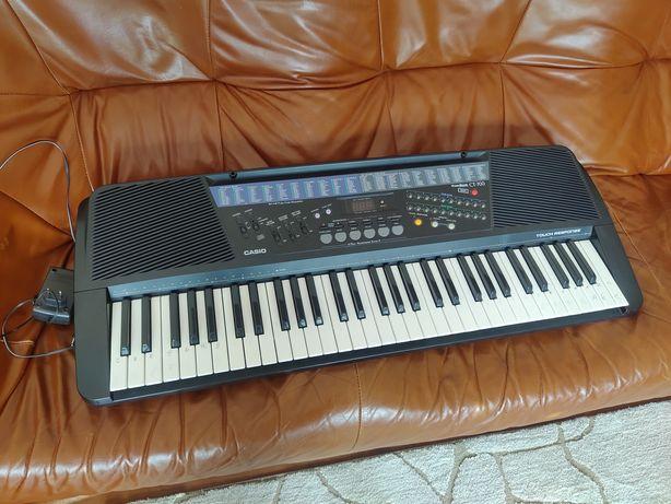 Teclado casio tonebank keyboard ct-700 usado funcional