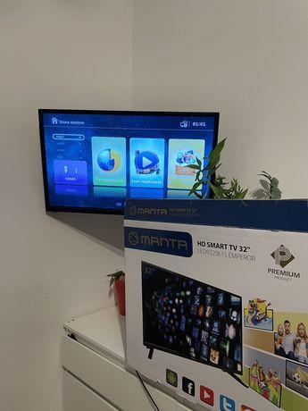 Telewizor MANTA HD SMART TV 32 LED9320E1S Emperor
