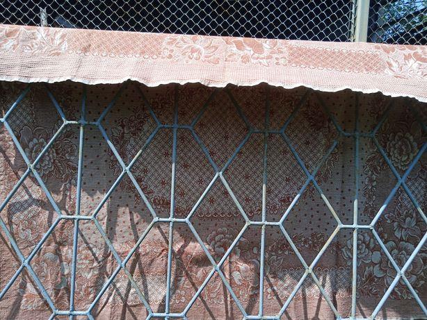 Решетка металлическая оконная 2600*1760