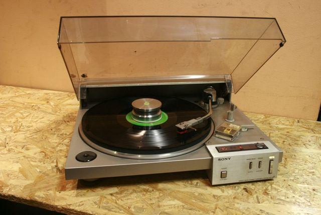 Top Unikat! Klasyk Vintage! Wspaniały Gramofon SONY PS-10F/Wysyłam!