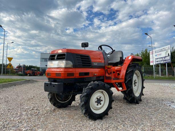 KUBOTA GL 240, idealna,mini traktor,ciągnik, JAPAN TRAK