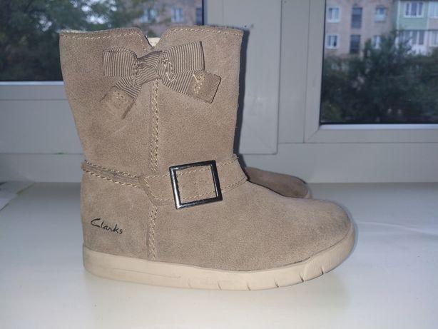 Ботинки, сапожки, clarcs