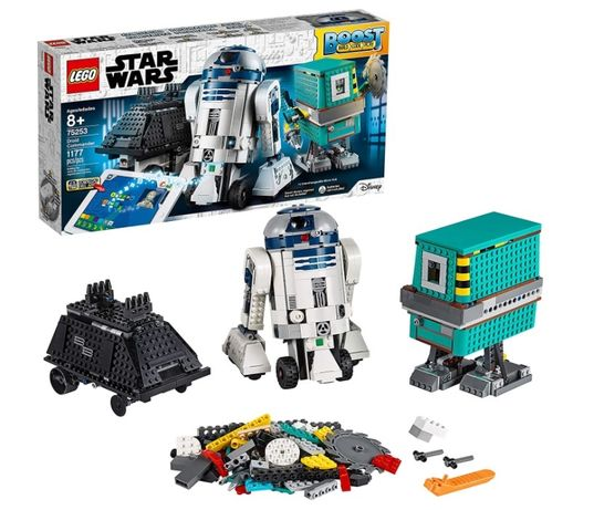 LEGO BOOST 75253 Star Wars™ Droid Commander Лего Зоряні війни