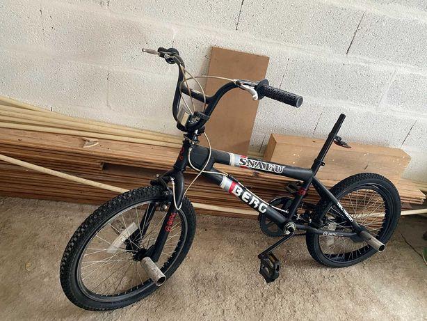 Bicicleta BMX - Berg, Sport Zone