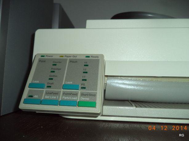Impressora IBM - Vintage