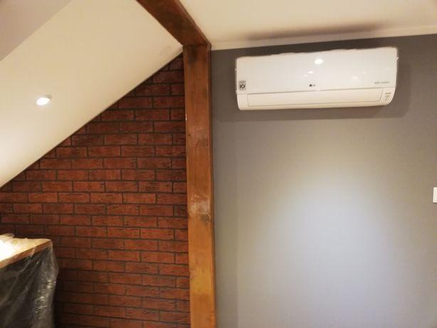 Klimatyzacja sprzedaż montaż serwis SINCLAIR Vivax, , Rotenso, GREE