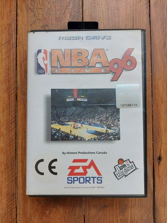 JOGOS SEGA MEGA DRIVE - NBA 96   G-LOC Air Battle   Cx Sonic + manual