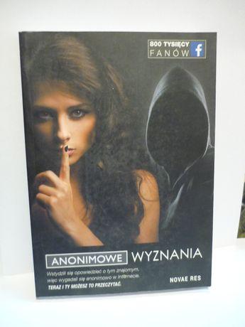 Anonimowe wyznania , Novae Res.