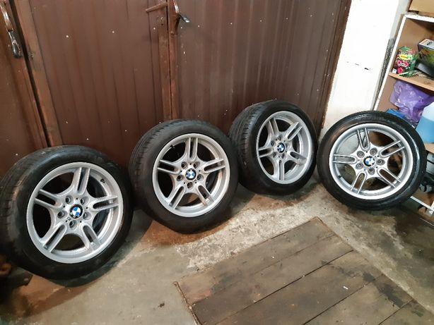 """Felgi BMW E39 styling 66 17"""" 8j i 9j stan idealny"""