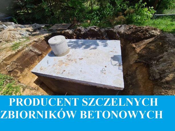 Szamba/Szambo betonowe Zbiorniki/Zbiornik betonowy na deszczówkę