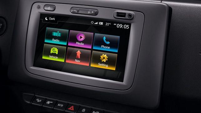 Renault Dacia Media Nav Carminat TomTom wgrywanie map do nawigacji GPS