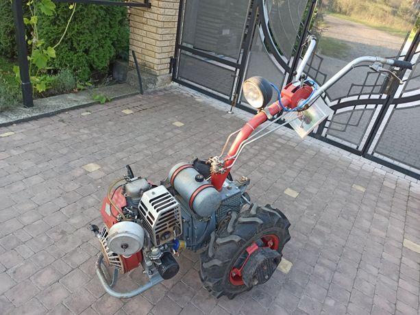 Мотоблок мотор січ МБ8(МТЗ-05)