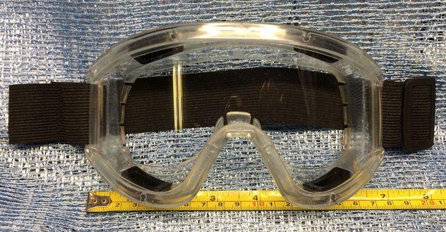 Очки защитные, закрытые, герметичные