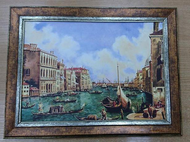 Красивая картина Венеция