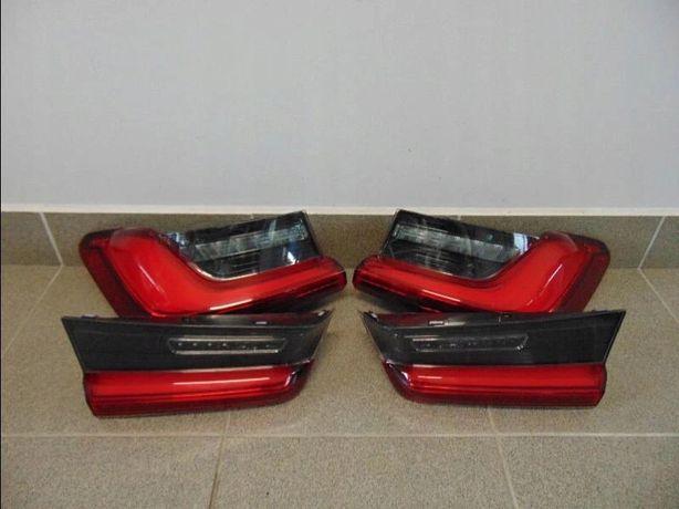 Фонари BMW 5 G20 G05 G01 F30 F10 F25 F15 G30 LED Лед Комплект Стопы