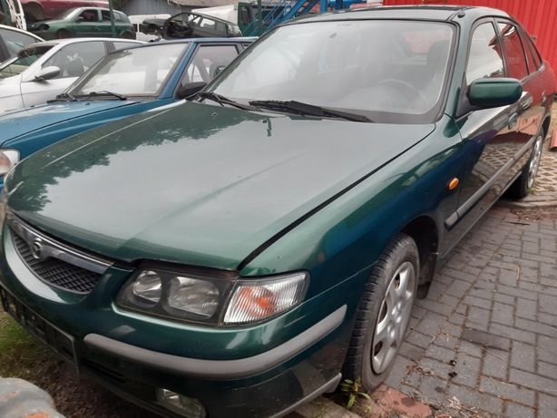 Mazda 626 (V Generacja) 1.8; 90KM. Cały na części (wszystkie części)