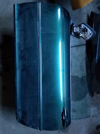Bmw E46 coupe cabrio drzwi lewe farngruen