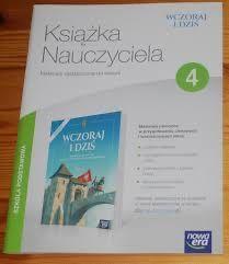 Historia wczoraj i dziś klasa 4 edycja 21/22