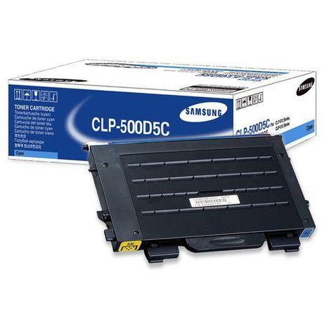 Toner Samsung CLP500 Cian