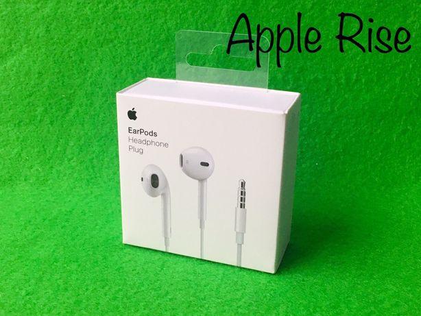 ORIGINAL Apple Earpods Наушники для Айфон с разьемом миниджек 3.5мм