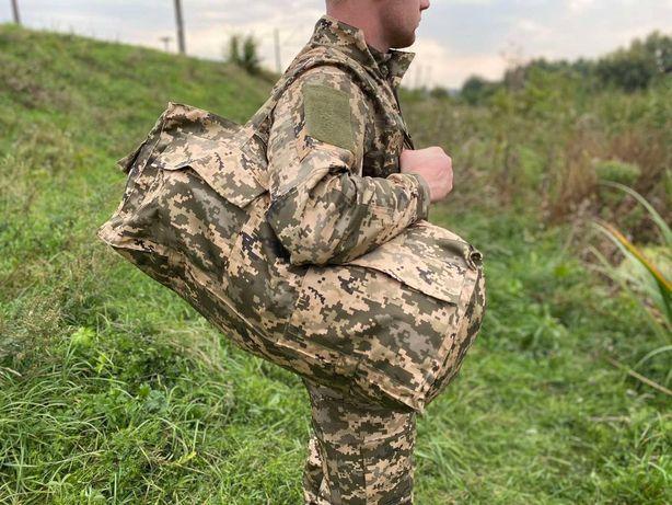 Сумка тактична військова ЗСУ Піксель