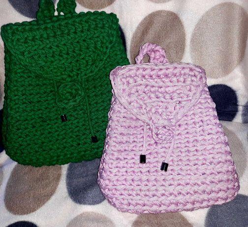 Plecaki ręcznie wykonane