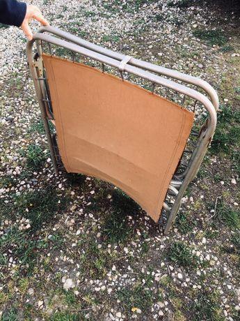 Leżak składany