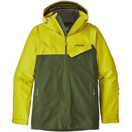 Горнолыжная мужская куртка Patagonia Powder bowl Gore-tex Recco М