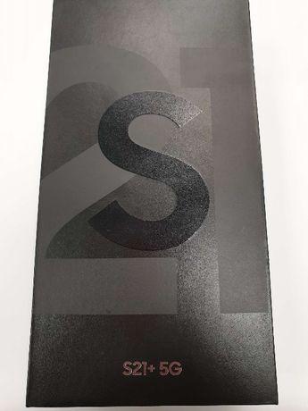 Samsung Galaxy S21+ 5G DUAL SIM SM-G996B/DS Black
