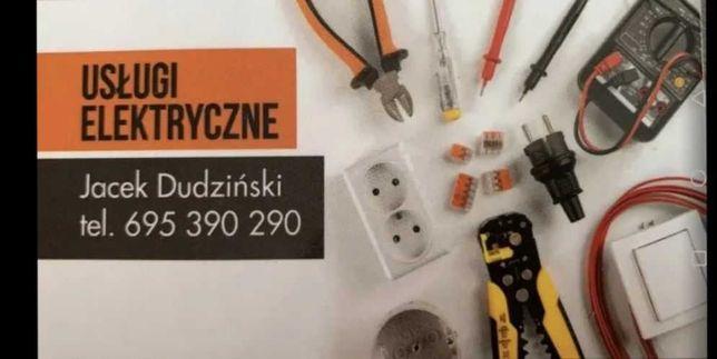 Elektryk Usługi Elektryczne Monitoring Lipno Rypin i okolice