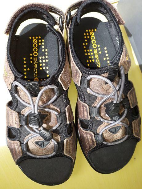 Ecco sandały dla chłopca