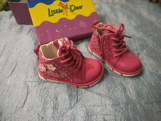 Деми ботинки b&g ,Little Deer