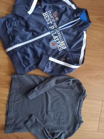 Bluza bluzka reserved 110 4-5l
