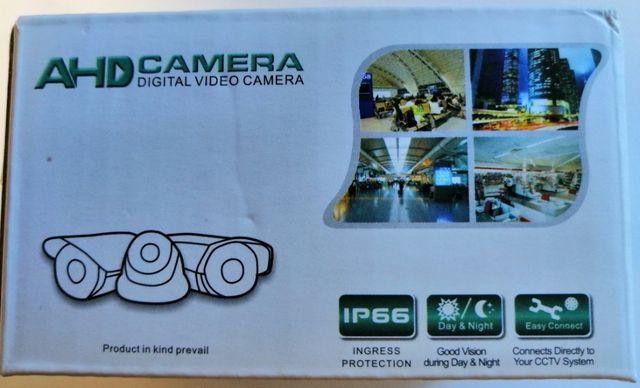 MINI kamerka szpiegowska WiFi P2P schowana w Adidas Intensive