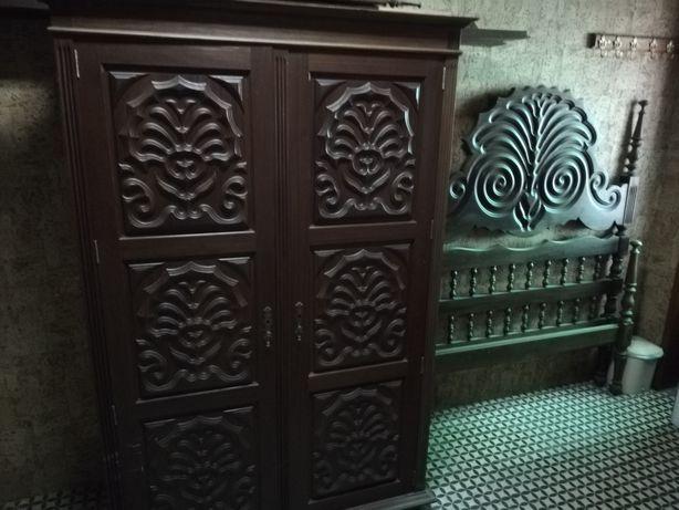 Mobília quarto vintage