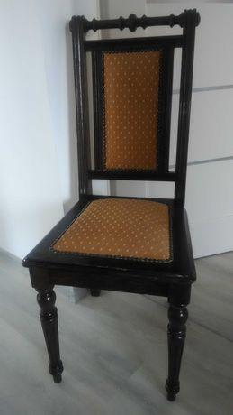 Krzesła drewniane dębowe stylowe